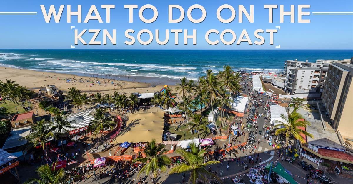 Things to do on the South Coast