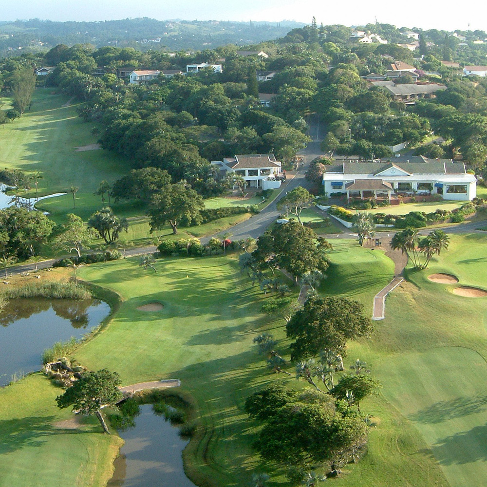 Golf Courses In The Area