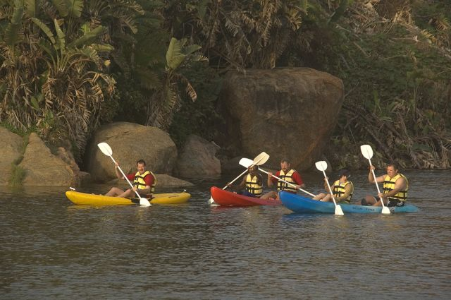 Paddle Boat and Canoe Hire